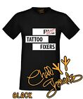 F*** Tattoo Fixers, ink, art, Cool T-shirt premium t shirt tshirt