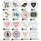 Personalised Stickers lots of choice | Birthday | Hen Do | Birth | Name Wedding