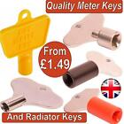 Service Utility Meter or Rad Key Gas Electric Box Cupboard Cabinet Triangle DIY