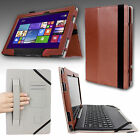 "For ASUS Transformer BOOK T100TAM 10.1"" SMART PU Leather Case Cover Stand New"