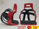 HORSE RIDING ALUMINIUM ENDURANCE FLEX RIDE CAGED SAFETY STIRRUPSADDLE STIRRUPS