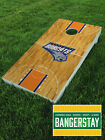 Premium Vinyl Decal Wraps (2) for Cornhole Bags Game- Charlotte Bobcats (CB1) on eBay