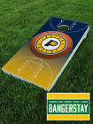 Premium Vinyl Decal Wraps (2) for Cornhole Bags Game- Indiana Pacers (IP2) on eBay