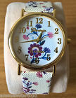 NEW FASHIONABLE ROUND DIAL LADIES GIRLS WOMEN S WATCH CHOOSE YOUR DESIGN