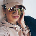 Designer Inspired Aviator Women Sunglasses Metal Frame Smoked and Mirrored Lens
