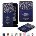Magnetic PU Leather Smart Case Flip Cover Skin For Amazon Kindle Paperwhite 2 3