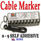 Cable Marker System on Keyring Portable Cable Marking Roll Dispenser & Refills