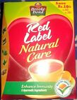 Brookbond Red Label Tea & Red Label Natural Care Tea Original Brand New