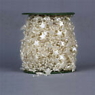 Внешний вид - Star Shape Pearl Bead Garland Chain Wedding Centerpiece Flower/Table Decoration