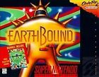 "EarthBound (SNES, 1995) Authentic CIB ""For Display Only"" Small Box copy + GUIDE!"