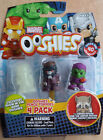Marvel - Ooshies 4 Pack figures Pencil toppers - 4 styles to choose from