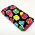 For Apple iPod Touch 4th Gen Hybrid 2-in-1 Cover Case Color Dices