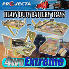 TOYOTA 70 SERIES AUX BATTERY TRAY DUAL BATTERY SYSTEM + SUIT MANY VEHICLES
