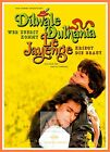 Dilwale Dulhania Le Jay  Bollywood Movie Posters Vintage Classic & Indian Films