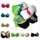 NEW LADIES FASHION QUALITY PUSH UP sexy  BRAS  LOT OF 3 PCS