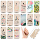 Jesus Faith Verse Pineapple Cactus Gel Silicone Case Bumper For iPhone 5S 6Plus