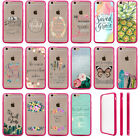 Religious Faith Verse Soft TPU Bumper Hard Plastic Case For Iphone 6 Plus 6S 5SE