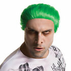 Rubies Adults The Joker Wig New Suicide Squad Fancy Dress Costume Accessory