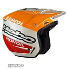 Hebo Team Montesa Repsol Honda Trial Helmet Off road With Visor