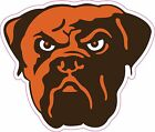 NFL CLEVELAND BROWNS DAWG POUND  vinyl wall graphic removeable/reusable 3 sizes $19.99 USD on eBay