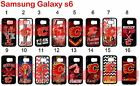 Calgary Flames Samsung Galaxy s6 Case Hard Silicone Case $12.99 USD on eBay