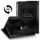 For Amazon Kindle Fire HD 8.9 Inch 2012 PU Leather 360 Rotating Stand Case Cover