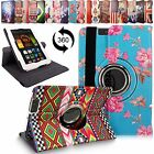 For Amazon Kindle Fire HD 7 Inch 2013 PU Leather 360 Rotating Stand Case Cover