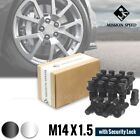 MISSION SPEED NOVO SERIES M14X1.5 SECURITY WHEEL BOLT LOCK LUGS KIT SET 2 COLORS