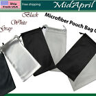 Microfiber Pouch Bag Soft Cleaning Case Sunglasses Eyeglasses High quality