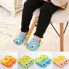 Hot Kids Caterpillars Flip Flop Jelly Hole Shoes Sandals Summer Slippers 4Colors