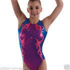 "Milano Pro Sport Gymnastic leotard 'Lacey Bodice 161802' - Sizes 26""-36""- NEW"