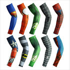 1 Pair Elbow Pad Support Basketball Football cycling Arm Sleeve Spider-Man cuff