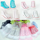 New Design Baby Shoes Fashion Newborn Infant Cotton Non-slip Socks Booties Gift