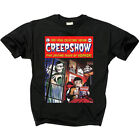 CREEPSHOW T SHIRT SAVINI COMIC HORROR MOVIE 80S CULT