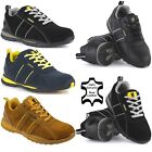 MENS ULTRA LIGHTWEIGHT WOMENS STEEL TOE CAP WORK SAFETY SHOE TRAINERS BOOTS SIZE