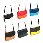 LAP Women Fashion Synthetic Leather Crossbody Shoulder Messenger Satchels Bag