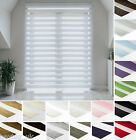 Made To Measure Premium Day and Night Cassette Zebra/Vision Window Roller Blinds