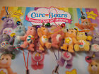 Cute Scented CARE BEAR Charms/Danglers Perfect Party Bag Filler  6 or 12