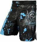 Pro MMA Shorts Fight UFC Grappling Short Kick Gel Boxing Muay Thai Cage Pants