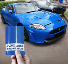 Vvivid Xpo Gloss Smurf Blue Vinyl Car Wrap Decal