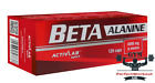 Activlab Beta Alanine 120 capsules 4000mg in 4 caps INCREASE LEAN MUSCLE MASS