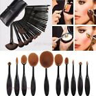 100% New Proffessional Makeup Brushes Cosmetic Foundation Blending Pencil Kabuki