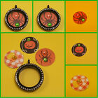 Halloween Floating Charm Window Plate For Living Floating Lockets Handmade