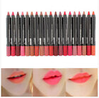 Waterproof Liquid Makeup Soft Lip Pencil Matte Long Lasting Lipstick Lip gloss