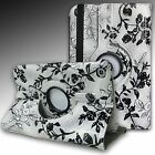 For Samsung Galaxy Tab 3 8.0 8 inch Rotating PU Leather Case Cover + Accessories