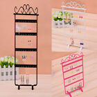 48 Holes Earring Ear Studs Jewelry Showcase Stand Holder Organizer Display Rack