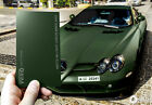 Vvivid 3MIL Matte Military Green Vinyl Car Wrap film