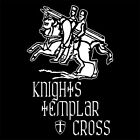 KNIGHTS TEMPLAR SEAL (religion Jesus Christ crusades Christian ancient) T-SHIRT