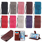 New PU Leather Cat & Tree Flip Stand Wallet Card Case For iPhone 4/5/6 Samsung