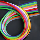 4x6 Food Grade Silicone Tube Hose Pipe ID 4mm OD 6mm High Quality muticolors